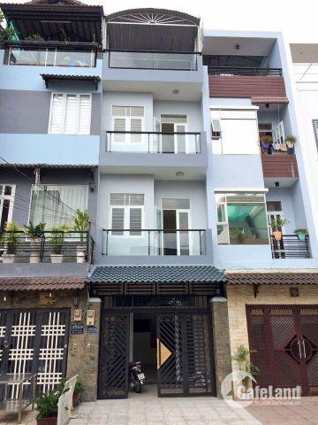 Bán nhà HXH Bùi Đình Túy, BT, DT: 5.5x15, 2 lầu 7.6 tỷ