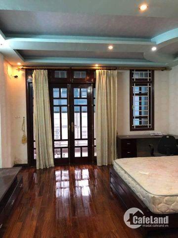 Bán nhà riêng phân lô Nguyễn Khang 54m2x4T mặt tiền 4,3m chỉ 4,6 tỷ.