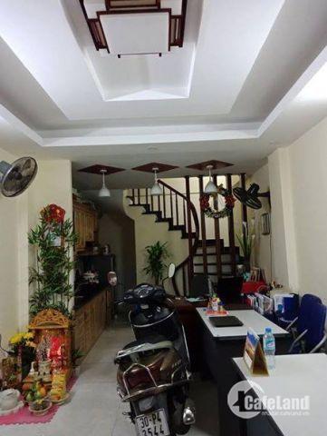 Bán nhà đẹp Nguyễn Ngọc Vũ, mặt ngõ rộng 3m, ở luôn, 26m2, 2.7 tỷ.