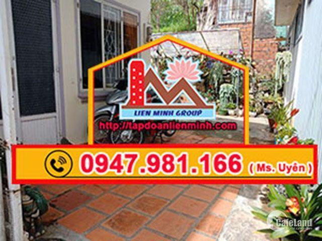 Bán nhà nhỏ đường hẻm xe máy dễ đi đường Nguyễn Công Trứ - TP. Đà Lạt