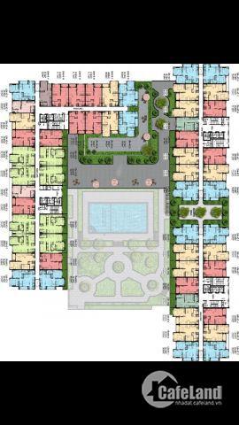 Bán căn hộ chung cư tại Dự án Samsora Riverside, Dĩ An, Bình Dương diện tích 46.33m2 giá 780 Triệu