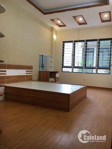 Nhà riêng 5 tầng Trường Chinh, mặt ngõ 4m, đẹp ở ngay, 34m2, 3.2 Tỷ.