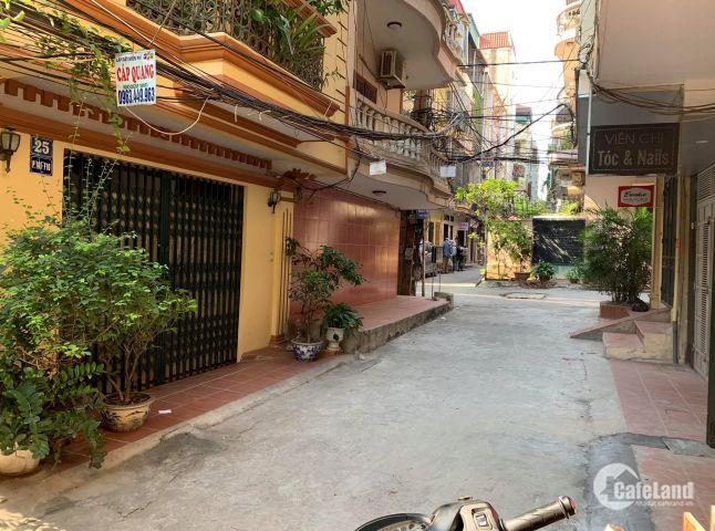 Nhà đẹp phố Thái Hà, PL ô tô, 40m