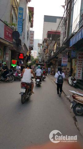 Bán nhà KINH DOANH Thái Hà 64m2, MT 4.2m, 3 mặt ngõ, Ngõ Ô TÔ, 9 tỷ.