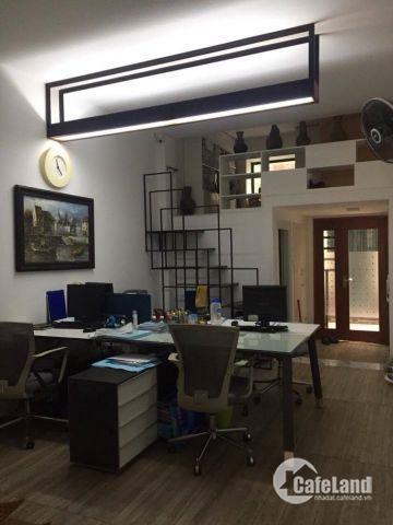 Bán nhà Tôn Thất Tùng, KD văn phòng, thang máy 62m2, 6 tầng, 12.8 tỷ