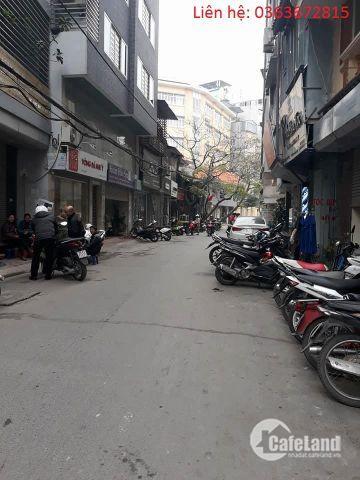 Bán nhà mặt phố Lương Sử C, kinh doanh đỉnh, 24m2, 3.4 tỷ.