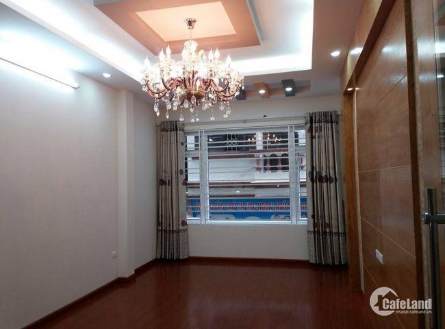 Bán nhà mới đẹp Hào Nam - Ô Chợ Dừa 36m*6tầng-4.75tỷ
