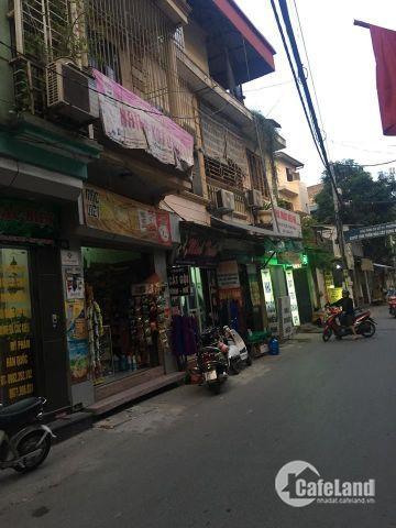 Bán nhà kinh doanh đỉnh, ngõ rộng gần mặt phố Tôn Đức Thắng 5.1 tỷ