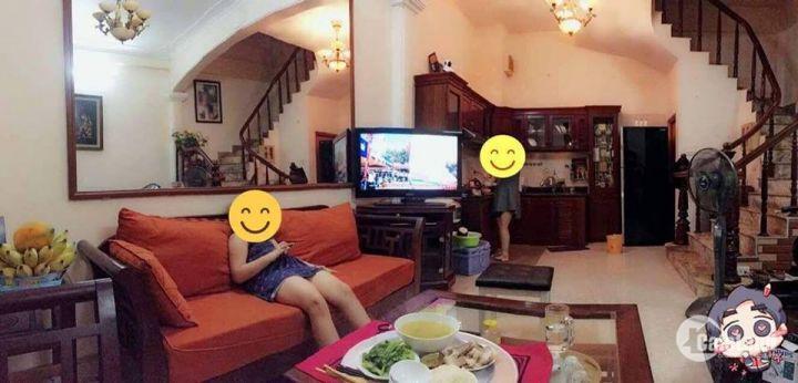 Bán nhà đẹp Đường Lãng – Ngã Tư Sở -36m2 x5T, giá chỉ 3,4 Tỷ.