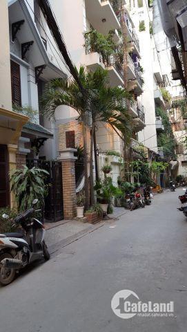 Bán nhà phân lô Trần Quang Diệu, diện tích 60m2, 4 tầng, mặt tiền 6m, ô tô vào nhà, 10 tỷ