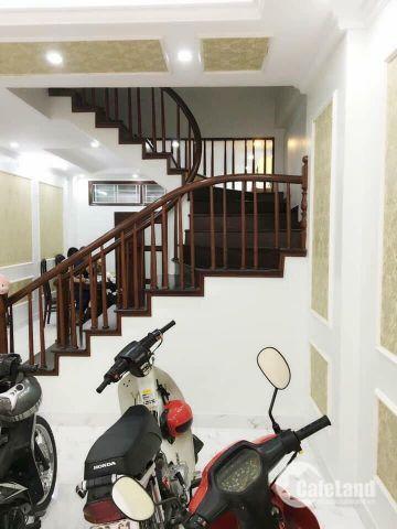 Bán nhà đẹp Nguyễn Phúc Lai, 55m2, 5 tầng, mặt tiền 4,2m, 8 tỷ.