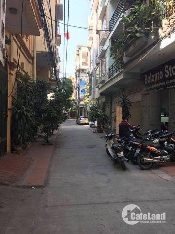 Phân lô ô tô đỗ cửa khu VIP Thái Hà  39m 4 tầng mặt tiền 3,9 m giá 5,7tỷ