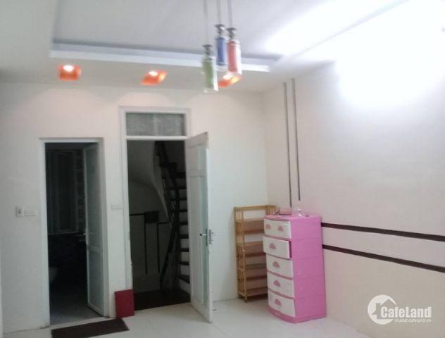 Bán nhà riêng Láng Hạ gần Hồ Thành Công – 33m2 – 5 tầng