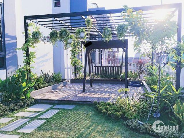 Biệt thự sân vườn Bella Villa, 153m2, CK 5%, SHR