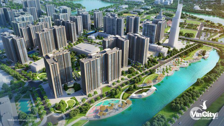 Thu nhập 3tr9/ tháng dễ dàng sở hữu ngay căn hộ Vincity Gia Lâm, chiết khấu khủng 12,5%. LH 0906 273 882