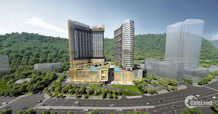Chính chủ cần bán Condotel trung tâm Bãi Cháy - SIÊU PHẨM ĐẦU TƯ Căn hộ Khách sạn 5️*