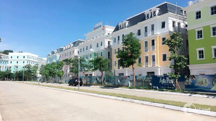 Biệt thự thương mại kinh doanh khách sạn 300m2x5tầng TT du lịch Hạ Long