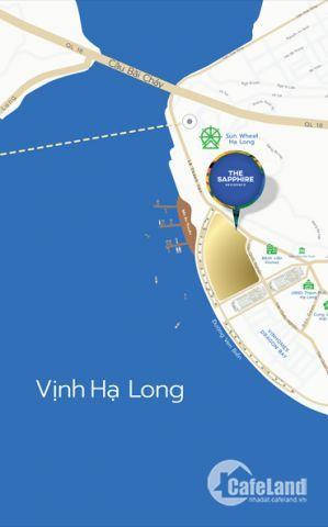 Chỉ từ 500tr sở hữu ngay Condotel Sapphire Ha Long sổ hồng lâu dài cam kết LN 10%/năm