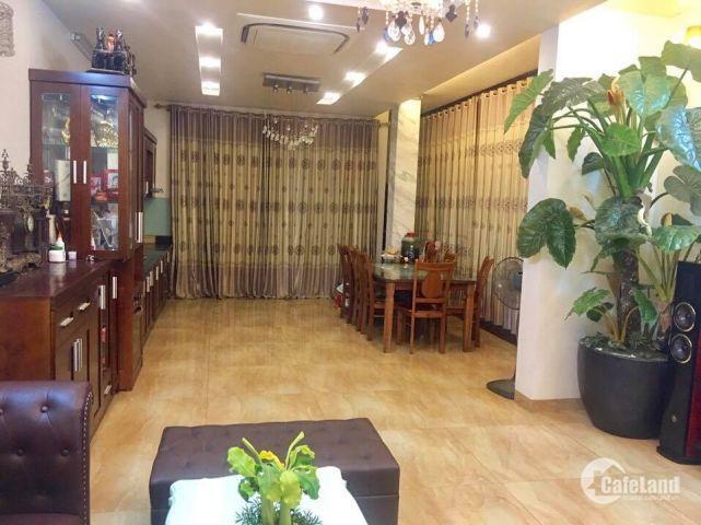 Bán nhà 5T thang máy, 1 mặt phố, 2 mặt ngõ ô tô, MP Mạc Thị Bưởi, Hai Bà Trưng, 100m, 19,5 tỷ