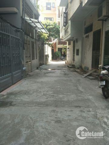 Bán nhà 1,4 tỷ đường Minh Khai DT 21m2x3tang,cách đường 2ôtô tránh nhau 10m