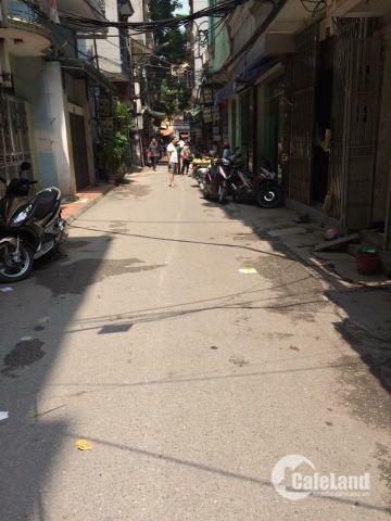 Bán nhà phố Thanh Nhàn, Hai Bà Trưng, 25m2, ngõ rộng, giá sốc 1.7 tỷ.