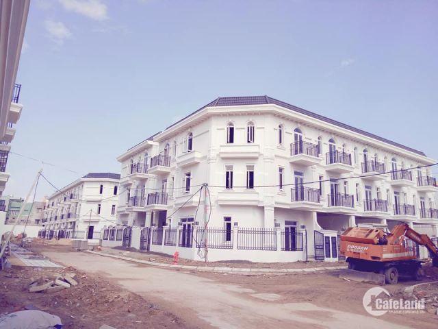 Nhà phố kinh danh mặt tiền đường Ông Ích Khiêm trung tâm thành phố Đà Nẵng.