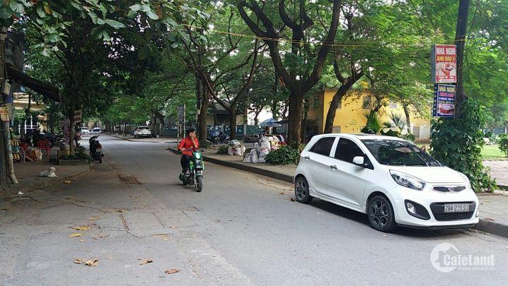 Bán nhà khu phân lô Hồ Đền Lừ 1,Hoàng Văn Thụ,36m2,5tỷ,ô tô vào,kinh doanh tốt