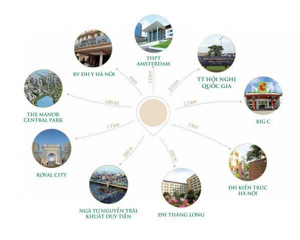 Bán căn hộ 78m2 tại dự án Beasky – Nguyễn Xiển với giá chỉ 2,3 tỷ