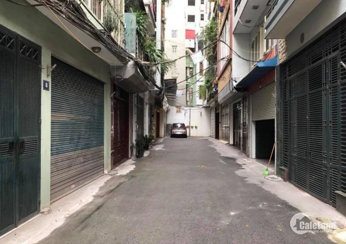 Lương Khánh Thiện 64m2, ÔTÔ tải đỗ cửa, ở cho thuê tuyệt vời.