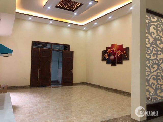 Bán Nhà chính chủ Hoàng Mai 2 mặt tiền. 58m2 xây 4 tầng giá 5.6 tỷ