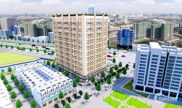Đầu tư căn hộ Dynamic Tower, mặt tiền Nguyễn Văn Linh, giá tốt từ CĐT