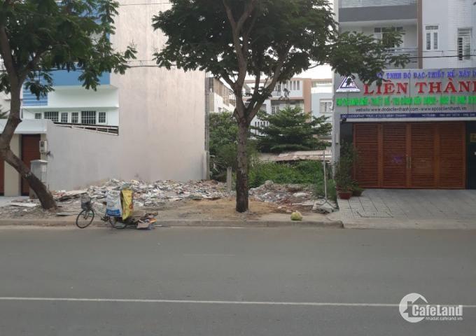 Chính chủ bán gấp đất thổ cư mặt tiền đường 18B Bình Chánh, 120m,giá 1,5 tỷ( hình thật)