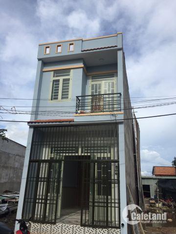 Cần bán nhà 1 trệt 1 lầu đường liên ấp 123 Vĩnh Lộc A