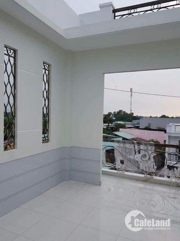 Gần tết kẹt tiền xài bán gấp nhà mới xây đẹp như mơ