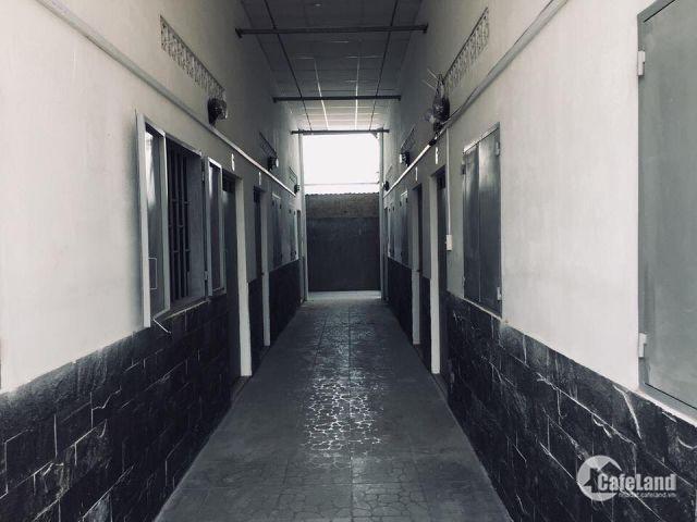 Bán 12 phòng trọ ngay chợ Việt Kiều, Củ Chi, thu nhập 18 triệu/tháng, giá bán 1,5 tỷ