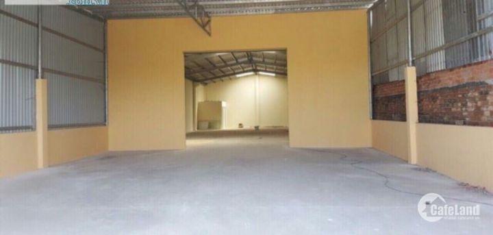 Bán gấp nhà xưởng ngay MT đường Nguyễn Văn Bứa, Hóc Môn, 300m2, SHR