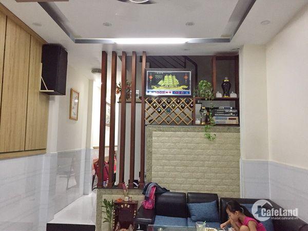 Bán nhà đẹp 2 lầu hẻm 1979 Huỳnh Tấn Phát thị trấn Nhà Bè