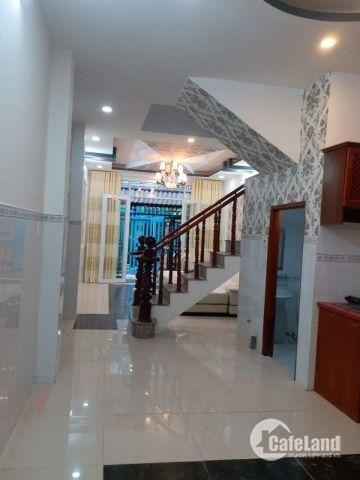 Bán nhà đường Dương Cát Lợi tặng nội thất DT 4m x 17m, 4 phòng ngủ, góc 2 mặt tiền, giá 3.85 tỷ