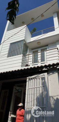 Bán nhà Nhà Bè hẻm 1806 Huỳnh Tấn Phát, Nhà Bè, DT 189m2, 2 lầu đúc, góc 2 mặt tiền giá 3,9 tỷ