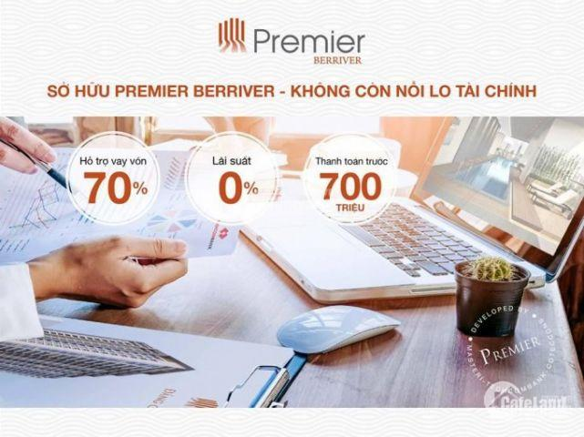 Chung cư Premier Berriver chính thức mở bán đợt 1