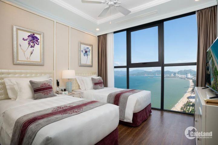 Cần chuyển nhượng căn hộ mặt biển 2 ngủ tại Vinoasis Nha Trang  - đã vào cọc