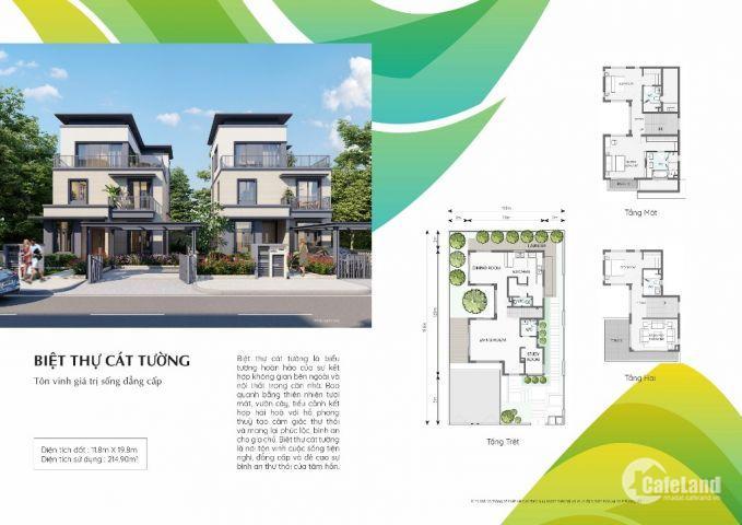 Shophouse Swan Park Đông Sài Gòn - Mở bán giai đoạn mới - Cơ hội đón Vành Đai 3, LH 0939736359