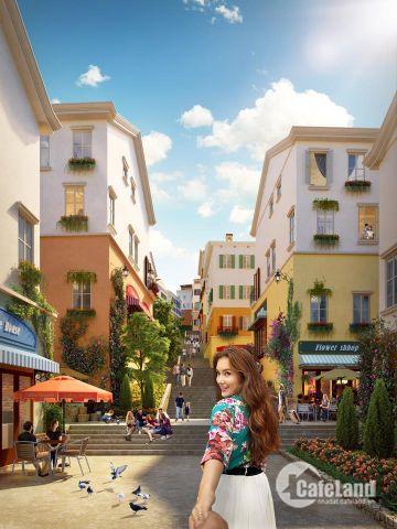 Lý do shophouse Địa Trung Hải được săn đón - căn (đẹp) shophouse Địa Trung Hải - Sun Group