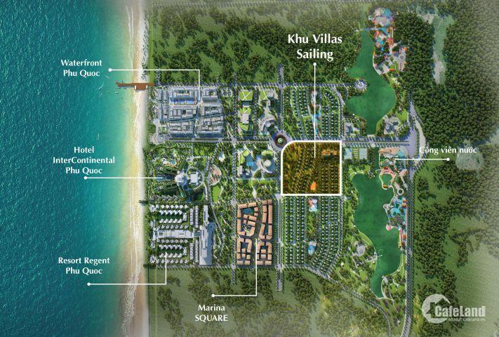 Mở bán 75 căn biệt thự vườn - Sailing Club Villas Phú Quốc - Sở hữu lâu dài