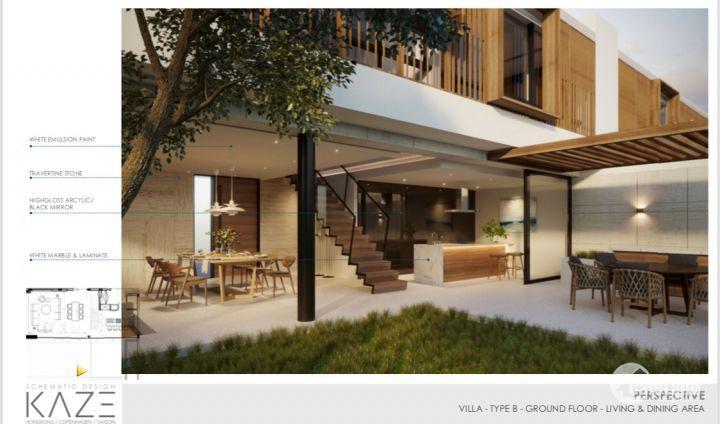 Villas Resort 5*, sở hữu lâu dài,Lợi Nhuận 2 tỷ/năm,cạnh CV nước Canada,LH để đặt chổ:0903048069