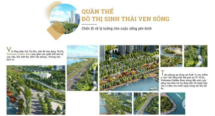 Căn hộ ven sông Sông Sài Gòn ngay vị trí đắc địa trung tâm ,Vinhome Golden River giá chỉ 89tr/m2