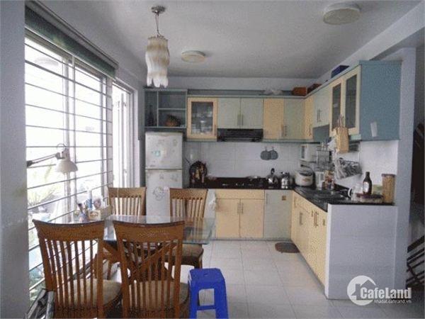 Cần bán gấp nhà HXH đường Bà Lê Chân, P. Tân Định, Q1, DT:4x18m,3 lầu, giá 9.5 tỷ.