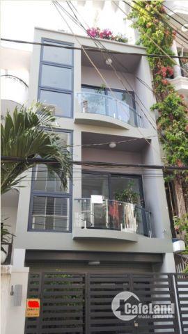 Bán nhà mặt phố đường Nguyễn Văn Thủ, P.Đa Kao, Q1, DT: 7m x 16m, trệt, 2 lầu
