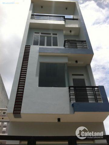 Bán nhà đường Bùi Thị Xuân, Q1. DT: 9m5x10m. Gara, trệt lửng 2 lầu, sân trước nhà Giá 22tỷ5