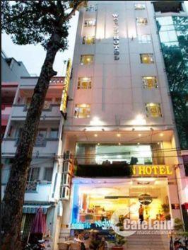 Cần bán gấp Khách Sạn 2MT Cách Mạng Tháng 8, Q1, DT: 4.6x24 giá tốt nhất khu vực
